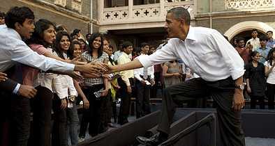 Obama Returns to Community Organizing to Save Tattered Legacy