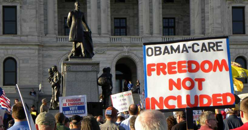 Obamacare's 'Potentially Unconstitutional' Feature Set For Reckoning