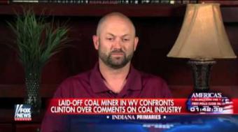 Obama's War Against Coal Leads Miner to Seek Challenge Against WV Senator