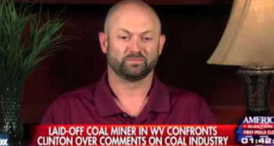 Obama's War Against Coal Leads Miner to Seek Challenge Against WV Senator