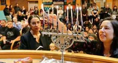 Ocasio-Cortez Claims She's Jewish