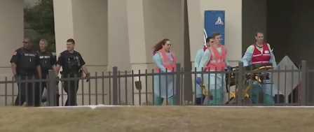 OFFICIAL: Pensacola Shooting Suspect was Saudi AF Officer