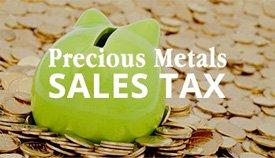 Ohio Precious Metals Investors Get New Tax on Real Money