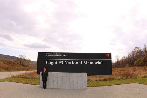 Flight 93 memorial photo