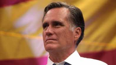 Opportunist Mitt Romney Eagerly Accepted Trump Endorsement, Won't Return Favor
