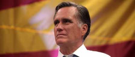 Opportunist Mitt Romney Eagerly Accepted Trump Endorsement, Won't Return Favor