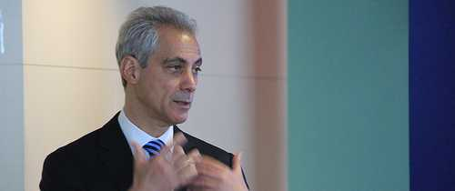 Opposition to Mayor Rahm Grows Over Chicago's Violence Problem