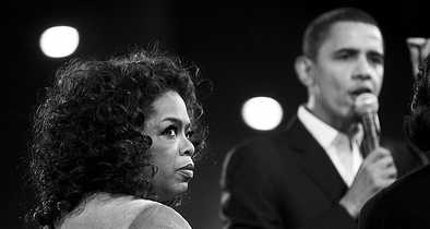 Oprah Gives More Than $1M to Obama Foundation
