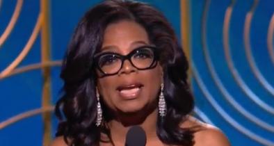 Oprah is Definitely (Not) Running for President