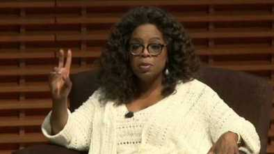 Oprah Says She Will 'Never' Run for Public Office