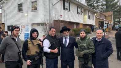 Orthodox Jews Seen Open Carrying in NYC in Defiance of State Law