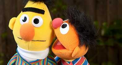 OUTED: Bert and Ernie are GAY