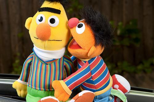 Bert Ernie photo