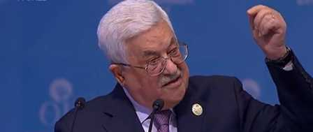 Palestinian Leader Boasts He Has 'Slapped' US in the Face