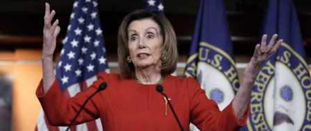 Panicking Pelosi Delivers Trump a Major Trade Victory w/ USMCA Passage