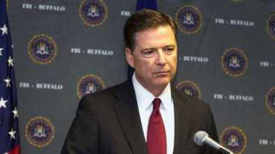 """Papers Filed To Disbar James Comey Following """"False Testimony To Congress"""""""