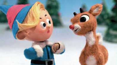 PC Grinches at Huffington Post Hate on 'Rudolph'