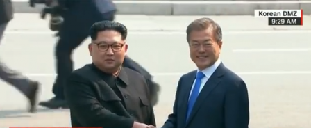 PEACEMAKER TRUMP: Two Koreas Agree to End War This Year