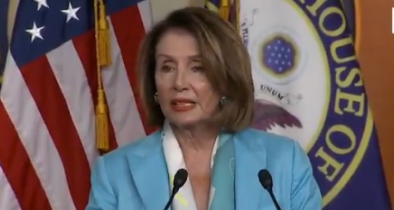 Pelosi Accuses Jordan of Trying to Cover Up Sexual Abuse Charges