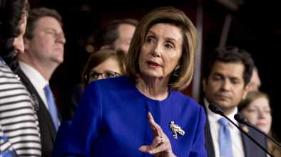 Pelosi Announces Agreement on USMCA Trade Pact