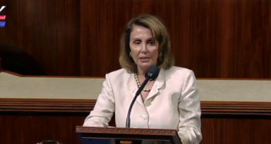 Pelosi: GOP never wanted to help middle class