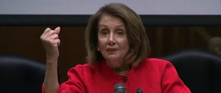 Pelosi Has Quoted a Fake Bible Verse for 17 Years and No One Seems to Care