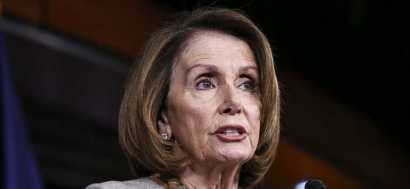 Pelosi: It Would Be 'Immoral' to Build Wall on U.S.-Mexico Border 1