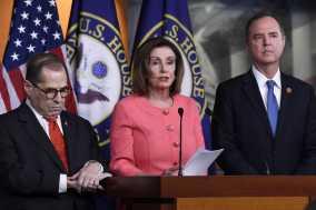 Pelosi Names Schiff, Nadler as Prosecutors for Trump Trial