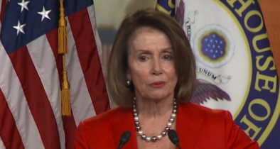 Pelosi Re-Elected to Lead Democrats; Eyes House Speakership