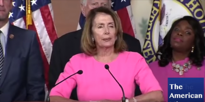 Pelosi Suffers Face Spasm Saying 'Intelligence'