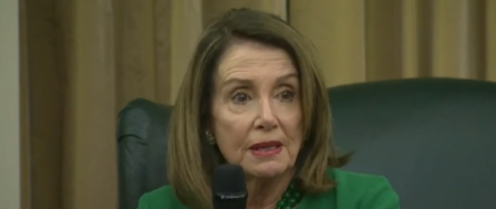 Pelosi: 'Trump is Goading Us to Impeach Him'