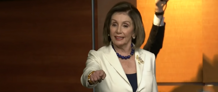 PELOSI: Trump is the 'Most Dangerous Person in the History of Our Country'