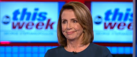 PELOSI: Trump's Actions 'Violent' to America and the World