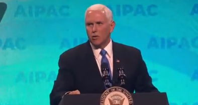 Pence Calls For Omar's Removal: 'Anyone Who Slanders U.S.-Israeli Alliance Shouldn't Sit On Foreign Affairs Committee'