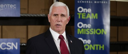 PENCE: Citation for Small Va. Church Service 'Beyond the Pale'