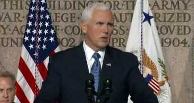 Pence-Led Panel Says Space Force Could Be Reality by 2020