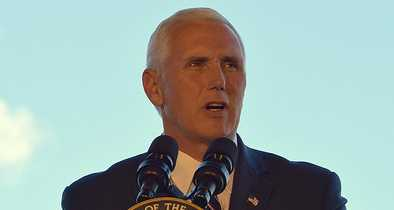 Pence Says It's Time for Mueller to Finish Probe
