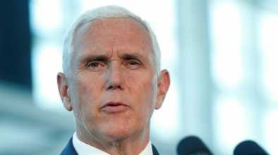 Pence Trip Suddenly Canceled for 'Emergency;' Plane Returns to DC