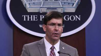 Pentagon Will Give Military Masks, Respirators to HHS Dept. in Battle w/ Coronavirus