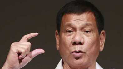 Philippines President Lashes Out At Chelsea Clinton