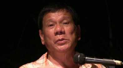 PHILIPPINES PREZ: You Don't Battle ISIS With Men, You Crush Them With Bombs