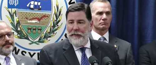 Pittsburgh Mayor Says Gun Control, Not Armed Guards, Will Prevent Future Shootings