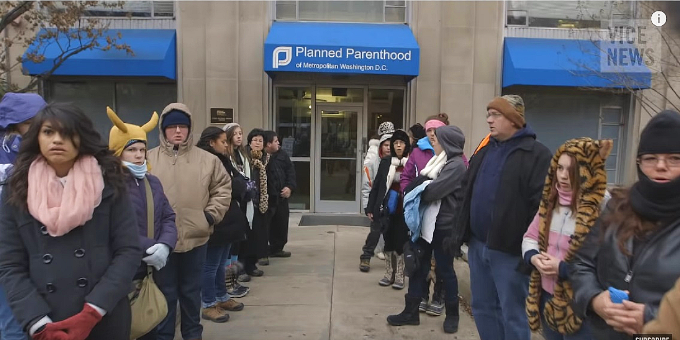 Planned Parenthood Sues Church for Being Loud, But Police Find No Violations