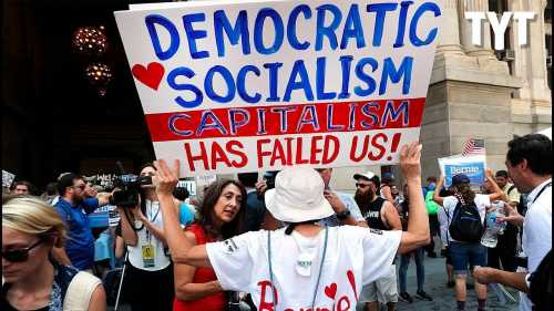 Poll: Majority of Democrats Prefer Socialism to Capitalism 2