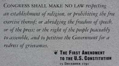 Poll: Nearly 4 In 10 Americans Can't Name Any 1st Amendment Rights 1