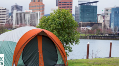 Portland Board Wants Private Businesses to Accomodate Homeless Camps