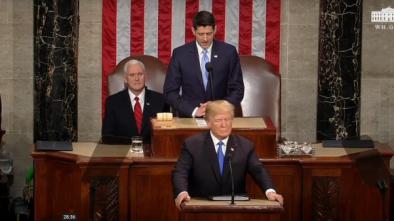 President Trump's Full SOTU Address