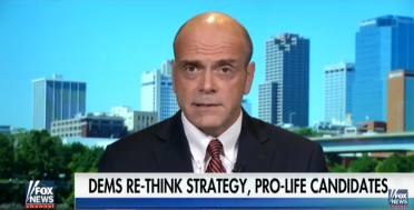 'PRO-LIFE' DEM: Life is Sacred, But Don't Defund Planned Parenthood