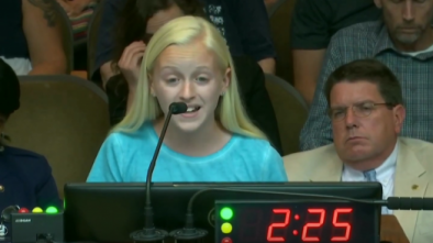 Pro-Life Speakers, Including 13-Yr-Old Girl, Mocked At City Council Meeting