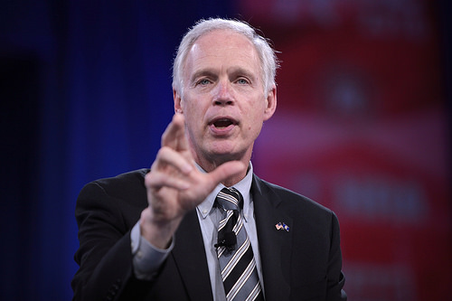 Ron Johnson Wisconsin photo